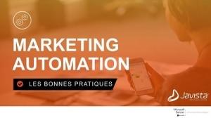 Best practices marketing Javista