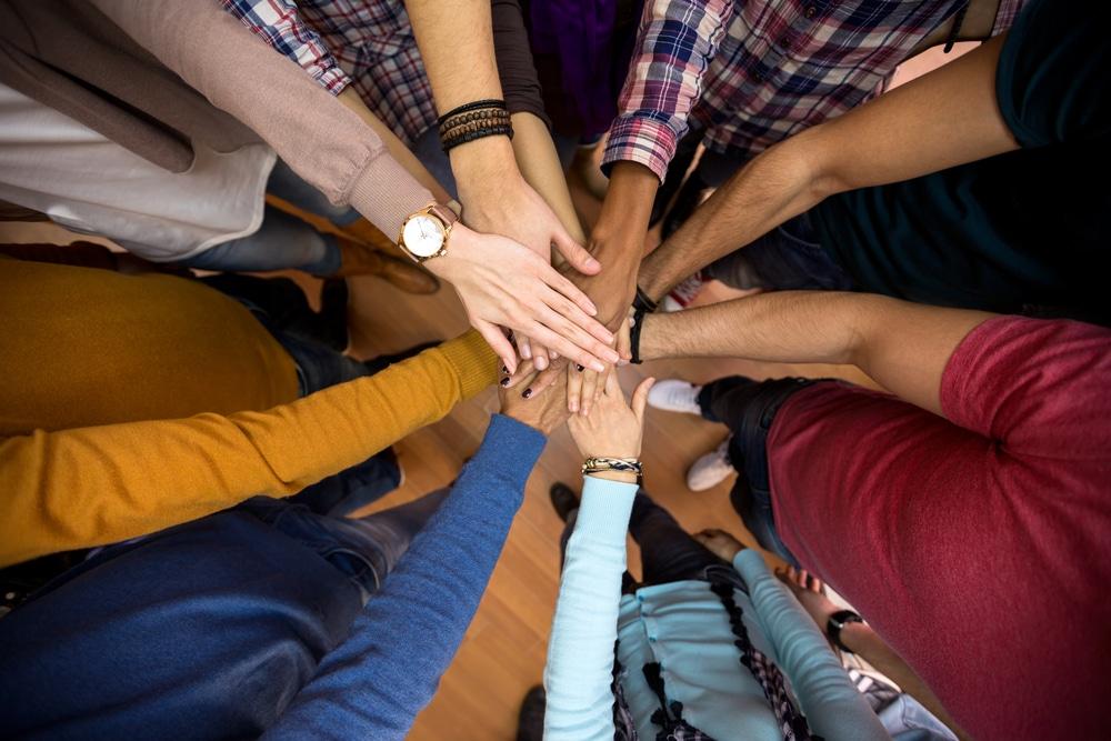 Equipe multiculturelle