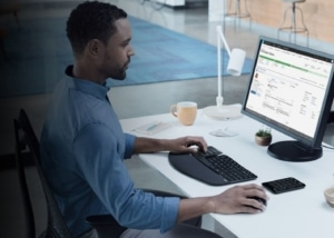 Microsoft Dynamics 365 productivité