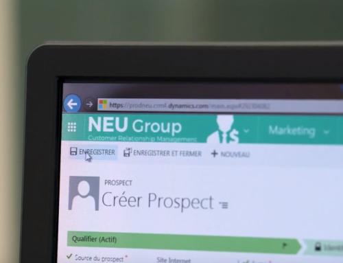 Témoignage : Comment le Groupe Neu optimise sa relation client avec Dynamics 365