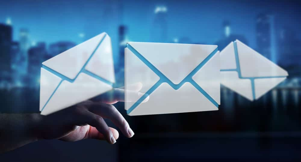 l'email