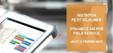 Event Javista - field service