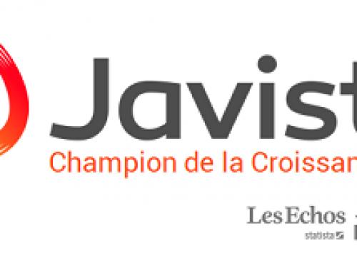 Javista dans le classement Les Echos des 500 entreprises les plus performantes