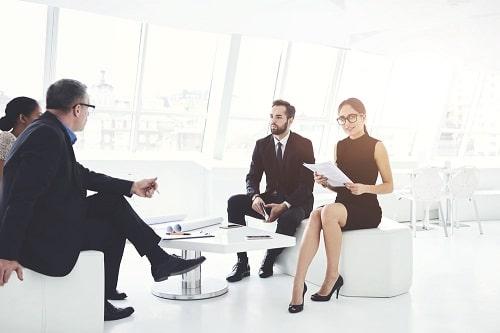 expérience client services