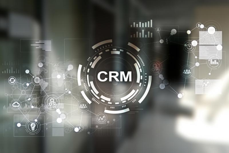 Projet CRM finance