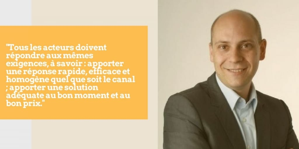 Experience Client Finance & Assurance donnees