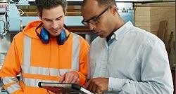 Services client - Field-service - livre - blanc - Microsoft