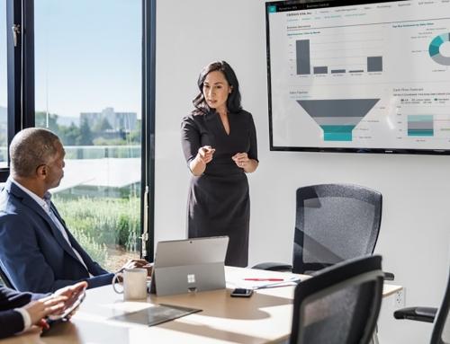 Microsoft Dynamics 365 Business Central : le service client en toute visibilité
