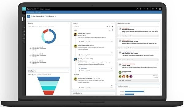 Nouveautés Microsoft Dynamics 365 - Javista