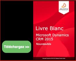 Livre Blanc Dynamics CRM 2015