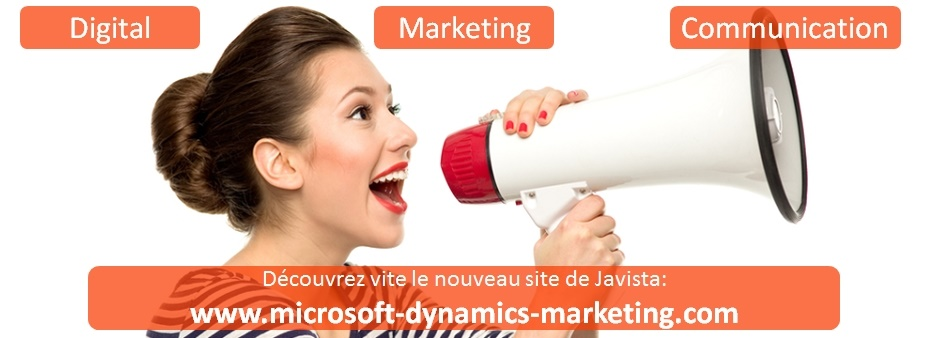 Microsoft Dynamics Marketing - solution