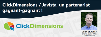 Témoignage ClickDimensions - Javista
