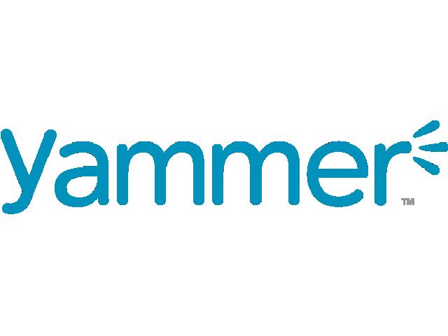 Yammer réseau social d'entreprise