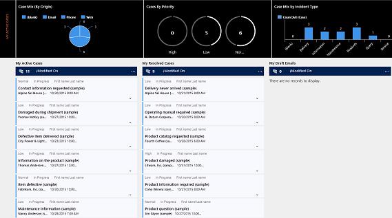 Interactive Service Hub