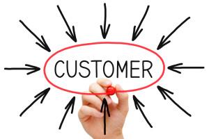 Service client - Dynamics CRM