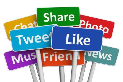réseaux sociaux - Service client